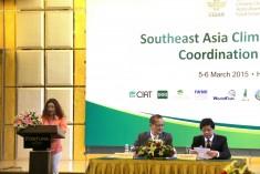Hội thảo đánh kết quả triển khai dự án CSV(Climate-Smart-Village) khu vực Đông Nam Á và kế hoạch xây dựng 2015