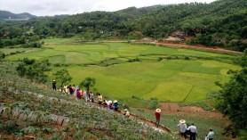 Làng Nông Thuận Thiên - Tên gọi chính thức cho các mô hình làng thích ứng thông minh với biến đổi khí hậu (CSV) tại Việt Nam